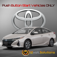 2016-2019 Toyota Prius Plug & Play Remote Start Kit (Push Button Start)