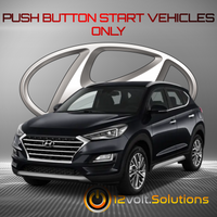 2016-2020 Hyundai Tucson Remote Start Plug and Play Kit (Push Button Start)