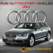 2009-2016 Audi A4 Allroad Plug and Play Remote Start Kit