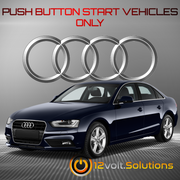 2009-2016 Audi A4 Plug and Play Remote Start Kit