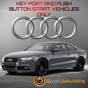 2008-2017 Audi S5 Plug and Play Remote Start Kit