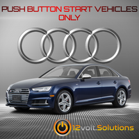 2017-2018 Audi S4 Plug and Play Remote Start Kit