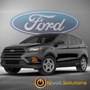2017-2019 Ford Escape Remote Start Plug and Play Kit