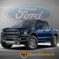 2015-2019 Ford F-150 Remote Start Plug & Play Kit