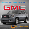 2017-2019 GMC Yukon Plug & Play Remote Start Kit (Key Start)