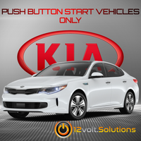 2017-2020 Kia Optima HYBRID Remote Start Plug and Play Kit (Push Button Start)