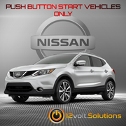 2017-2020 Nissan Rogue SPORT Plug & Play Remote Start