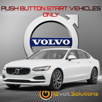 2017-2019 Volvo S90 Remote Start Kit