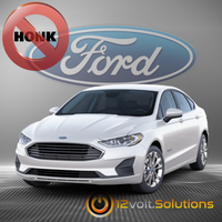 2017-2020 Ford Fusion Remote Start Plug & Play Kit