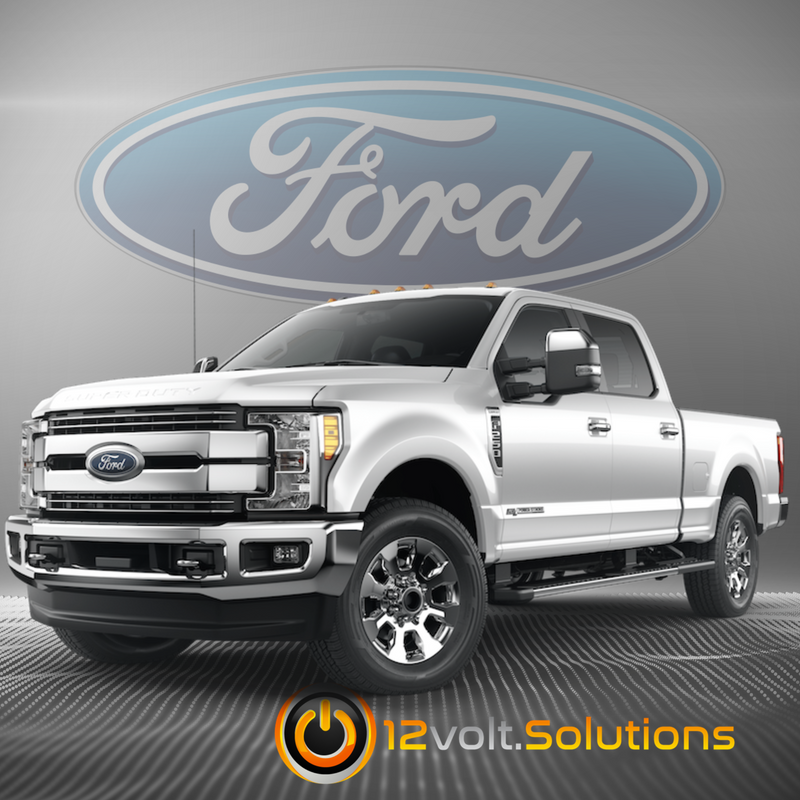 2017+ Ford F250 F350 F450 F550 Super Duty Remote Start System PLUG and PLAY  Kit | 12Volt.Solutions | Ford F 350 Starting Wiring |  | 12Volt.Solutions