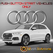 2018-2020 Audi SQ5 Plug and Play Remote Start Kit