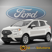 2018-2019 Ford EcoSport Remote Start System Plug & Play Kit