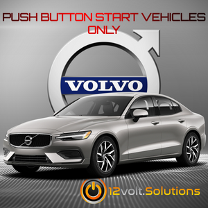 2019 Volvo S60 Remote Start Kit