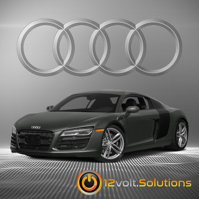 2006-2015 Audi R8 Plug and Play Remote Start Kit