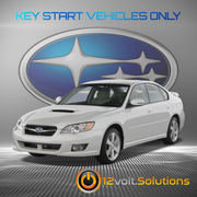 2005-2009 Subaru Legacy GT Plug & Play Remote Start Kit (Key Start)