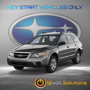 2005-2009 Subaru Outback XT Plug & Play Remote Start Kit (Key Start)