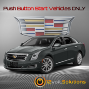 2013-2018 Cadillac XTS Plug and Play Remote Start Kit (Push Button Start)