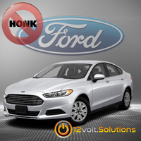2013 Ford Fusion Remote Start Plug and Play Kit