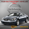 2013 Nissan Altima Coupe Remote Start Plug and Play Kit (Push Button Start)