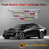 2015-2018 Cadillac CTS-V Plug and Play Remote Start Kit (Push Button Start)