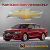 2014-2019 Chevrolet Impala Plug and Play Remote Start Kit (Push Button Start)