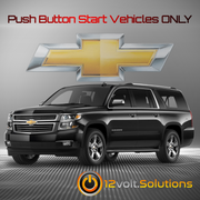 2015-2020 Chevrolet Suburban Plug and Play Remote Start Kit (Push Button Start)