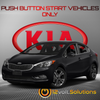 2014-2016 Kia Forte Remote Start Plug and Play Kit (Push Button Start)