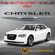 2018 Chrysler 300/300c Plug & Play Remote Start Kit (Push Button Start)