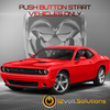 2018 Dodge Challenger Plug & Play Remote Start Kit (Push Button Start)