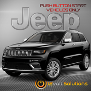 2018-2019 Jeep Grand Cherokee Plug & Play Remote Start Kit (Push Button Start)