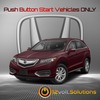 2019-2020 Acura RDX Plug & Play Remote Start Kit (Push Button Start)