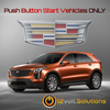2019-2020 Cadillac XT4 Plug and Play Remote Start Kit (Push Button Start)