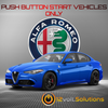 2019 Alfa Romeo Giulia Plug and Play Remote Start Kit