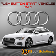 2019-2020 Audi A6 Plug and Play Remote Start Kit