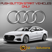 2019-2021 Audi S7 Plug and Play Remote Start Kit