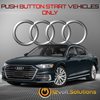 2019-2020 Audi A8 Plug and Play Remote Start Kit
