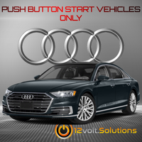 2019 Audi A8 Plug and Play Remote Start Kit