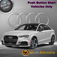2019-2021 Audi RS3 Plug and Play Remote Start Kit (Push Button Start)