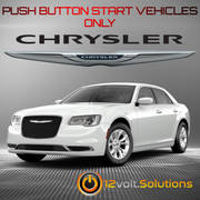 2019 Chrysler 300 Plug & Play Remote Start Kit (Push Button Start)