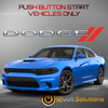 2019 Dodge Charger Plug & Play Remote Start Kit (Push Button Start)