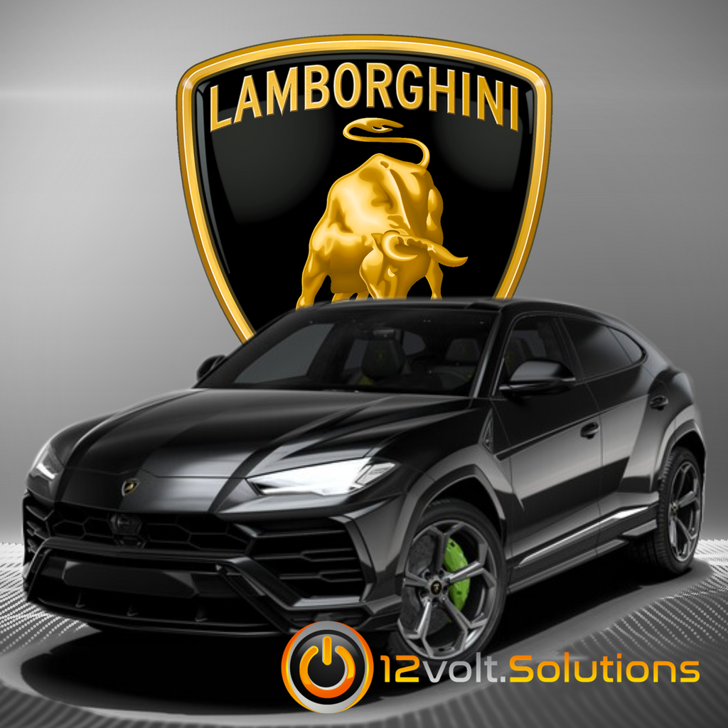 Lamborghini Urus remote start kit