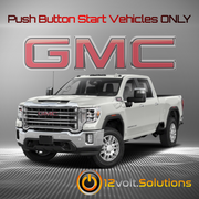 2020 GMC Sierra 2500/3500 Plug and Play Remote Start Kit (Push Button Start)