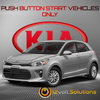2018-2020 Kia Rio 5 Remote Start Plug and Play Kit (Push Button Start)