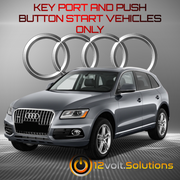 2009-2017 Audi Q5 Plug and Play Remote Start Kit