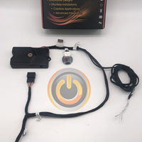2007-2009 Mitsubishi Raider Plug & Play Remote Start Kit