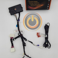 2008-2012 Ford Escape Remote Start Plug and Play Kit