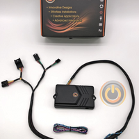 2009-2017 Chevrolet Traverse Plug & Play Remote Start Kit (Key Start)