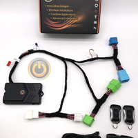 2014-2016 Chevrolet Impala Plug & Play Remote Start Kit (Key Start)