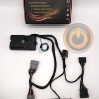2016-2021 Hyundai Tucson Remote Start Plug and Play Kit (Push Button Start)