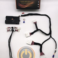 2013-2020 Mazda CX-5 Plug & Play Remote Start Kit (Push Button Start)